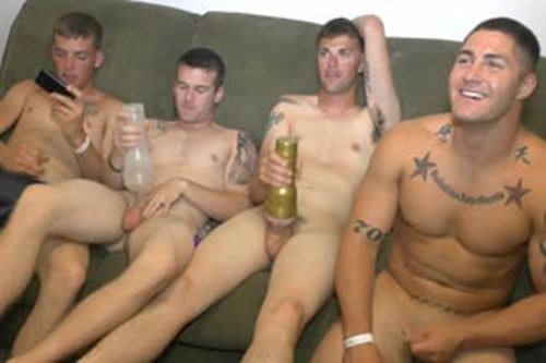 Jerk off party